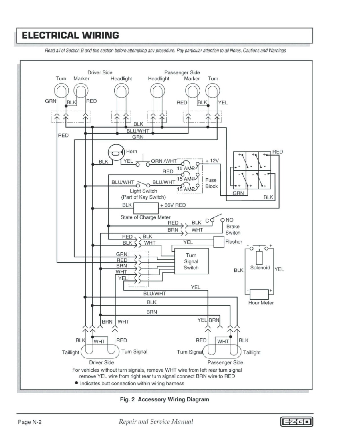 Motorcycle Wiring Diagram Schematic